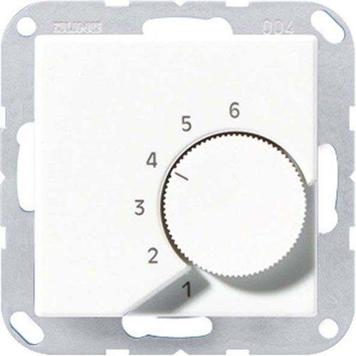 Jung Temperaturregler Wechsler AC 230 V TRA236WW