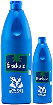 Parachute Coconut Oil 600ml With Free 100 ml