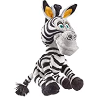 Schmidt Spiele DreamWorks 42709 Madagascar Marty Plush Toy Zebra Small 18 cm Multi-Coloured