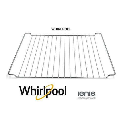 Griglia ripiano forno cucina whirlpool smeg originale 446x340 mm