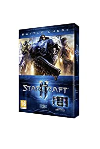StarCraft II: Battle Chest 2.0 [PC/Mac Code]