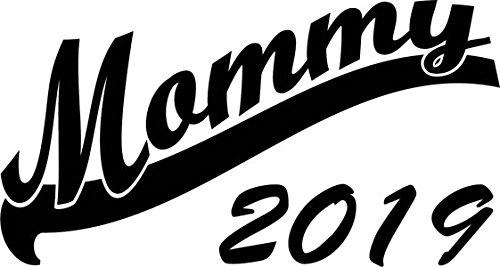 Mister Merchandise Herren Men T-Shirt Mommy 2019 Tee Shirt bedruckt Navy