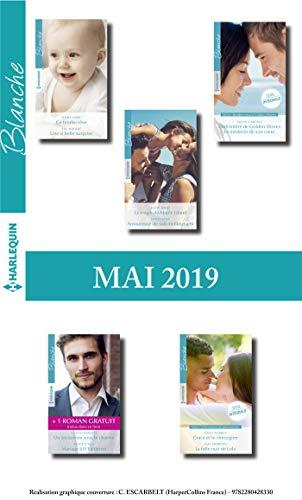 10 romans Blanche + 1 gratuit (n°1426 à 1430 - Mai 2019) (French ...