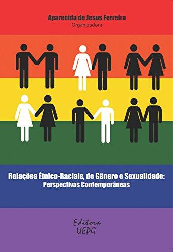 Relações étnico-raciais, de gênero e sexualidade: perspectivas contemporâneas (Portuguese Edition) book cover