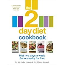 [(The 2-Day Diet Cookbook)] [Author: Michelle Harvie] published on (November, 2014)