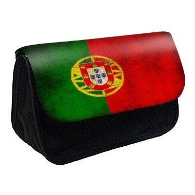 Youdesign - Trousse à Crayons/ Maquillage drapeau Portugal ref 332 - Ref: 332