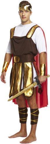 Imagen de disfraz romano centurion soldado para a 44 pecho