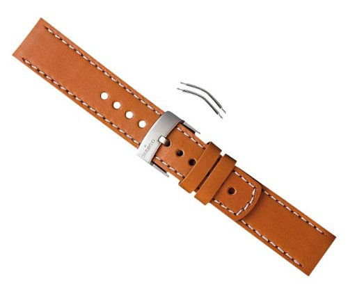 Suunto-Cinturino-in-pelle-Elementum-taglia-unica-colore-marrone-Ventus