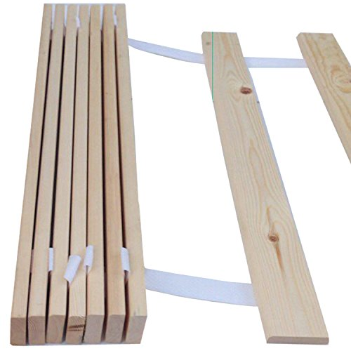 Western Deals Wooden Bed Slats -Replacement Slats Available for All Sizes With Free delivery (6FT Super King - 183cm)