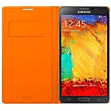 Samsung BT-EFWN900BO Etui flip pour Samsung Galaxy Note 3 Orange