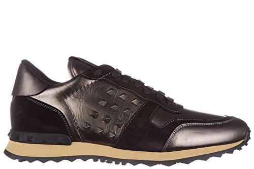 valentino-chaussures-baskets-sneakers-homme-en-cuir-noir-eu-43-ly2s0748-vlw-353