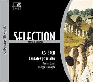 Cantates pour alto, BWV 35, 54 & 170 [Import anglais]