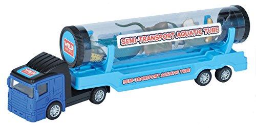 Wild Republic Aquatic Tube Transport Playset