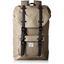 Herschel Classic Little America Mid-Volume 13'' Laptop Backpack olive-green