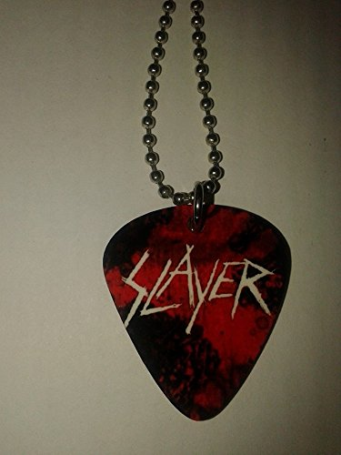 SLAYER PLETTRO CIONDOLO COLLANINA SLAYER
