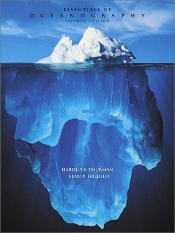 Essentials of Oceanography por Harold V. Thurman