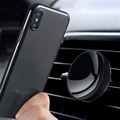 Vise Mount (K8U151 @FATO KISSCASE Mini Powerful Suction Car Air Vent Holder Mount for iPhone Xiaomi Mobile Phone)