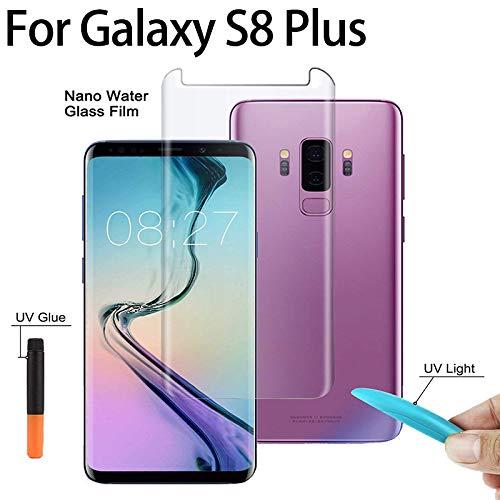 Auswaure - Protector Pantalla Samsung Galaxy S8 Cristal