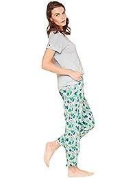 Darjeeling - Pantalon Maestro - Femme - Vert