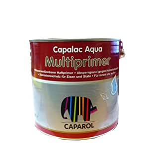 caparol capalac aqua multiprimer 2 5 liter wei baumarkt. Black Bedroom Furniture Sets. Home Design Ideas