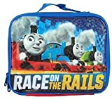 Best Ruz Lunch Boxes - Lunch Bag - Thomas Tank - Race On Review