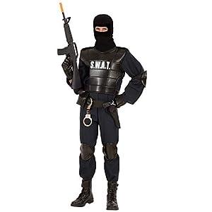WIDMANN 55342?Disfraz para adultos, SWAT Officer