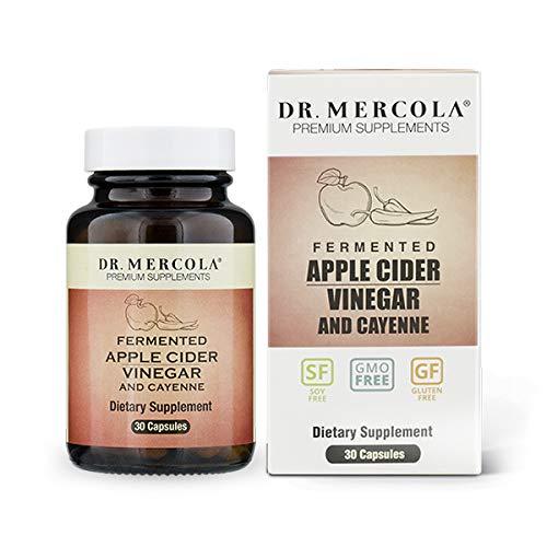 Fermentierter Apfelessig und Cayenne - 30 Kaps DR MERCOLA -