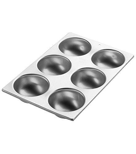 Wilton Mini Ball Cake Pan-6 Cavity 3
