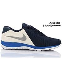 Amico Unisex Canvas Running Shoe