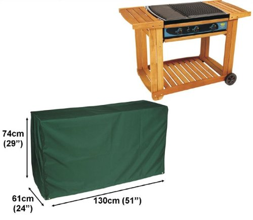 Housse pour barbecue chariot 130cm gamme confort
