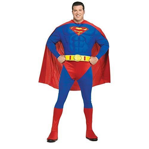 Original Superman Kostüm - Original Superman Kostüm - XL