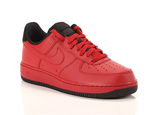 Nike - Nike Air Force 1 '07 Leather Red -