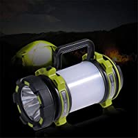GW La Luz Que Acampa Recargable del USB, Reflector del LED, Luz De Indicador De Múltiples Funciones Impermeable del Fulgor para De Interior Y Al Aire Libre