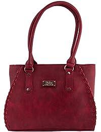 Latest Fashionable PU Leather Fancy Stylish Handbag   Bag   Purse for Women    Girls   17926679463d2