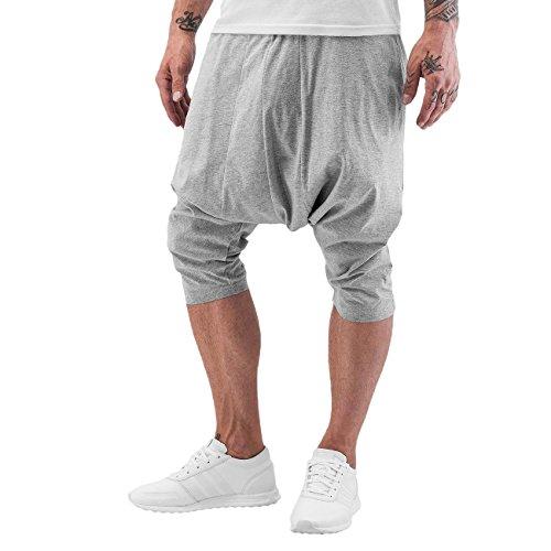 Sixth June Uomo Pantaloni / Pantalone ginnico Harem grigio S