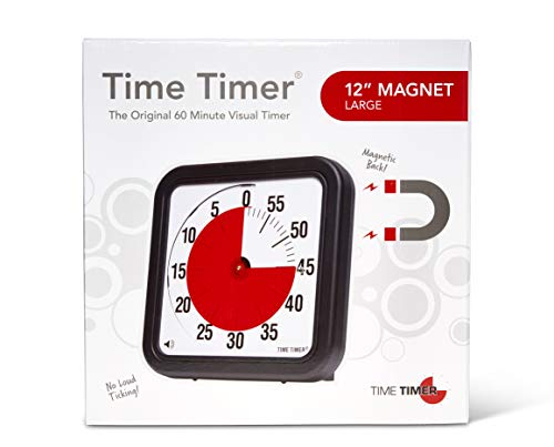 Time Timer Original Magnetic 12 inch