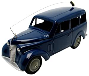 Cij - C36900 - Véhicule Miniature - Renault Dauphinoise Break Gendarmerie - Echelle 1/43