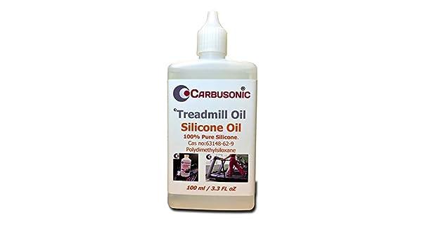 Carbusonic Treadmill Silicone Oil Lubricant For treadmill