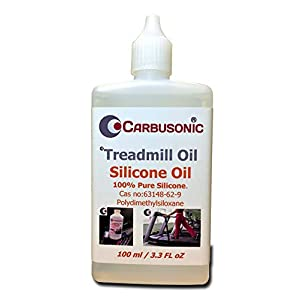 411GG7B a2L. SS300  - Carbusonic SILICONE Oil Lubricant Acrylic Pouring Medium Cell Painting Treadmill Oil 100 ml