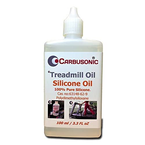 411GG7B a2L. SS500  - Carbusonic SILICONE Oil Lubricant Acrylic Pouring Medium Cell Painting Treadmill Oil 100 ml