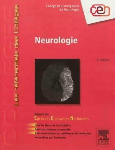 Neurologie de Collge des Enseignants de Neurologie (2012) Reli