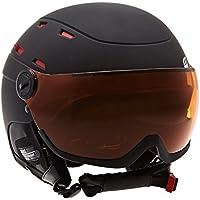 Julbo Norby casco de esquí unisex, Norby, negro