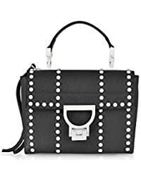 a20c4eb8ae9ff5 Coccinelle Women's E1DD755B701001 Black Leather Handbag