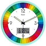 Classic quality Horloge Murale silencieuse l'horloge Murale créative phosphorescents...