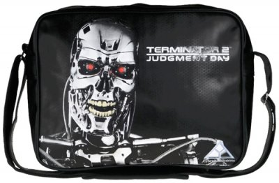 Nemesis Now TERMINATOR 2 T-800 SIDE BAG LIMITED EDITION FROM NEMESIS NOW