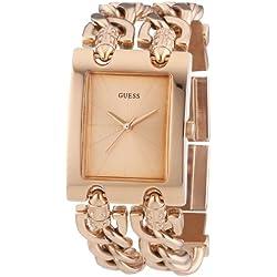 Guess W0073L2 - Reloj de lujo para mujer, color dorado