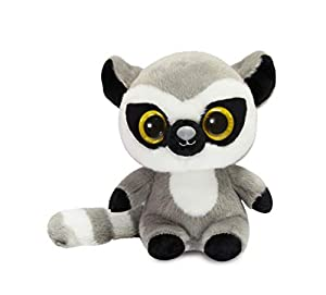 Aurora World 61115 - Peluche de Peluche, Color Gris