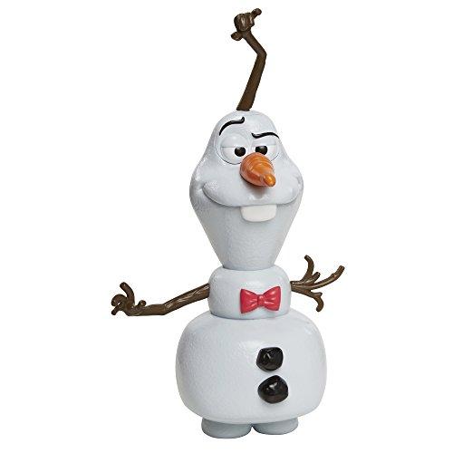 Disney The Ice Queen - Interruptor figura de acción Em Up Olaf (tamaño 27cm) [DVD]