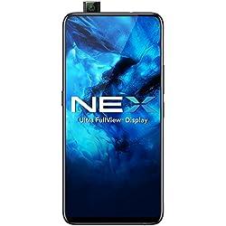 Vif NEX (écran Ultra fullview, mémoire de 8Go RAM + 128Go)-SIM Double débloquée-Version International avec Google Play pré-installé