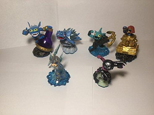 Skylanders Swap Force Figures - Swap Force, Trap Team, Superchargers, Imaginators Compatible (PS4/Xbox One/Xbox 360/Nintendo Wii/Nintendo Wii U/Nintendo 3DS)
